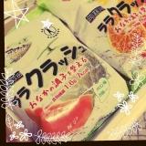 【マンナンライフ】蒟蒻畑 ララクラッシュ メロン・オレンジ 食べてみましたの画像(2枚目)