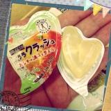 【マンナンライフ】蒟蒻畑 ララクラッシュ メロン・オレンジ 食べてみましたの画像(3枚目)