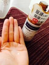 コスパ最強!保湿クリームのように濃厚な原液化粧水!マイナス7歳肌でした。の画像(3枚目)