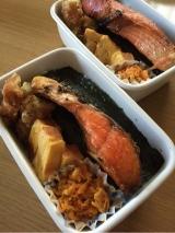 コストコ紅鮭のり弁当〜モニターさせて頂きます。の画像(4枚目)