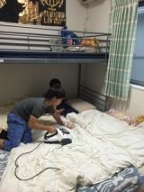 ニトリの快適寝具 温度調整掛ふとん の画像(1枚目)