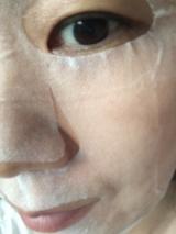 BEAUTY MALL様よりダブルフラーレンCEグラブリジンマスクをお試しです♪の画像(6枚目)