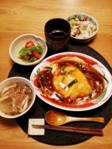 節約ご飯☆天津飯丼の画像(1枚目)