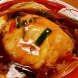 節約ご飯☆天津飯丼の画像(2枚目)
