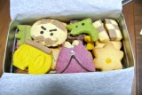 裸の王様だってファッショナブル!アンデルセン童話クッキー - 六本木〜西麻布〜青山でランチとかするブログの画像(2枚目)