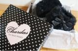 娘の目がハートに♡ chardas(チャルダス)のショートブーツが超カワイイ!!の画像(1枚目)