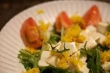 TV出演のお知らせ&菊の花とお豆腐のサラダ。の画像(1枚目)