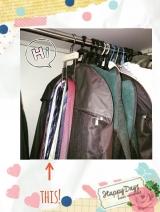 スーツの男性必見♡スマートネクタイハンガー!の画像(2枚目)