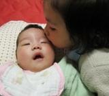 最近の悩みは母乳不足な事です。。の画像(1枚目)