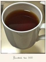 「焙煎ごぼう茶飲んでみました♡」の画像(2枚目)