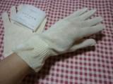 「ASAFUKU ヘンプ素材のおやすみ手袋 体と心に優しい糸」の巻の画像(3枚目)