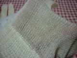「ASAFUKU ヘンプ素材のおやすみ手袋 体と心に優しい糸」の巻の画像(2枚目)
