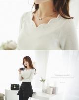 韓国アパレル通販「BONGJASHOP」 の秋冬新作が可愛い!◆新規会員登録でクーポン有り!の画像(1枚目)