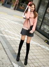 韓国アパレル通販「BONGJASHOP」 の秋冬新作が可愛い!◆新規会員登録でクーポン有り!の画像(7枚目)