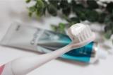 薬用オーラパール+音波電動歯ブラシセットをお試し♪の画像(4枚目)
