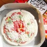 もうすぐXmas♡とろーり濃厚明治のピザはいかが?の画像(2枚目)