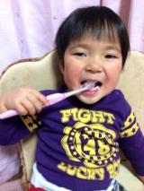 楽しく歯磨きをしてツルツルの歯に♪マイナスイオンの力を実感できるKISS YOU(*^^*)の画像(10枚目)