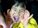 楽しく歯磨きをしてツルツルの歯に♪マイナスイオンの力を実感できるKISS YOU(*^^*)の画像(9枚目)