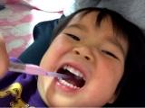 楽しく歯磨きをしてツルツルの歯に♪マイナスイオンの力を実感できるKISS YOU(*^^*)の画像(11枚目)