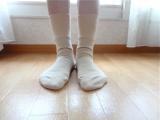 山忠「あきらめない靴下」の画像(3枚目)