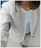 通勤・学校行事に使える万能アイテム!【RUSH HOUR PREMIUM】ノーカラージャケットの画像(19枚目)