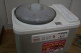 餅つき機で味噌作りの画像(3枚目)