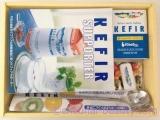 口コミ記事「種菌とスターターキットで人生初の自家製ケフィア作りました」の画像