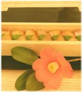 「絶品☆椿油の「創作野菜天ぷら」と伊豆大島「鼈甲寿司」(べっこうずし)♪」の画像(2枚目)