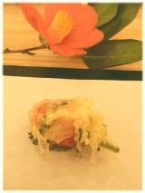 「絶品☆椿油の「創作野菜天ぷら」と伊豆大島「鼈甲寿司」(べっこうずし)♪」の画像(9枚目)