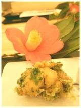 「絶品☆椿油の「創作野菜天ぷら」と伊豆大島「鼈甲寿司」(べっこうずし)♪」の画像(15枚目)