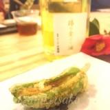 「大島椿油100%「椿の金ぷら油」で揚げた天ぷらと伊豆大島伝統料理「鼈甲鮨」」の画像(6枚目)