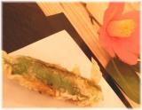 「絶品☆椿油の「創作野菜天ぷら」と伊豆大島「鼈甲寿司」(べっこうずし)♪」の画像(13枚目)