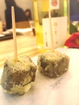 「大島椿油100%「椿の金ぷら油」で揚げた天ぷらと伊豆大島伝統料理「鼈甲鮨」」の画像(4枚目)
