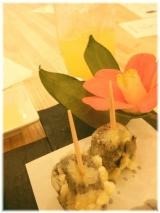 「絶品☆椿油の「創作野菜天ぷら」と伊豆大島「鼈甲寿司」(べっこうずし)♪」の画像(10枚目)