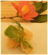 「絶品☆椿油の「創作野菜天ぷら」と伊豆大島「鼈甲寿司」(べっこうずし)♪」の画像(14枚目)