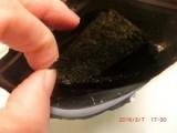 「風味豊かな海苔!こだわりの塩&オリーブオイル!【オリーブオイルのり】」の画像(5枚目)
