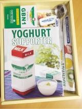 口コミ記事「手づくりブルガリアヨーグルトが簡単にできましたー!ヾ(●´∇`●)ノ」の画像