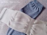 「#冷えとり 入門お試し2足セット(カラープラス) #温むすび #温活」の画像(5枚目)