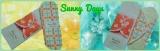 (当選)さわやか元気カラーのオレンジいっぱい♪ Sunny Days布ナプキンの画像(8枚目)