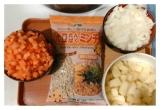 タカナシ ありがとうレシピ☆ バナナフローズンヨーグルト&キーマカレーにマスカルポーネ!の画像(13枚目)