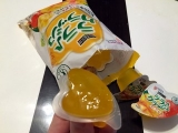 新しくなったララクラッシュ(ぶどう味・マンゴー味)をお試し♪の画像(3枚目)