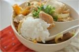 美味しすぎるレトルトごはん!魚沼産コシヒカリで贅沢親子丼。の画像(5枚目)