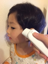 非接触体温計 ベビースマイルPitの画像(3枚目)