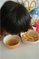 美味しすぎるレトルトごはん!魚沼産コシヒカリで贅沢親子丼。の画像(7枚目)