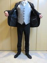 hiromichi nakano フォーマル トレンドスリムスーツ(・∀・)イオンモール今治新都市 20%OFFで購入の画像(2枚目)