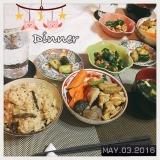 一番食品 炊き込みごはんの具 5種セットお試しレポ☆の画像(20枚目)