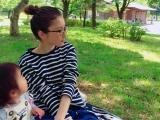 口コミ記事「子供用キャリーバックでピクニック」の画像