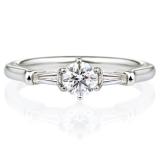 「BRILLIANCE+新作の婚約指輪から、お好みを選んでネックレスを当てよう!」の画像(1枚目)