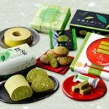 京都ならではの抹茶の和風スイーツ♪の画像(1枚目)