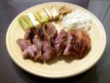 【とまと家ごはん】たっぷり鴨肉!その2〜鴨肉の味噌漬け〜の画像(5枚目)